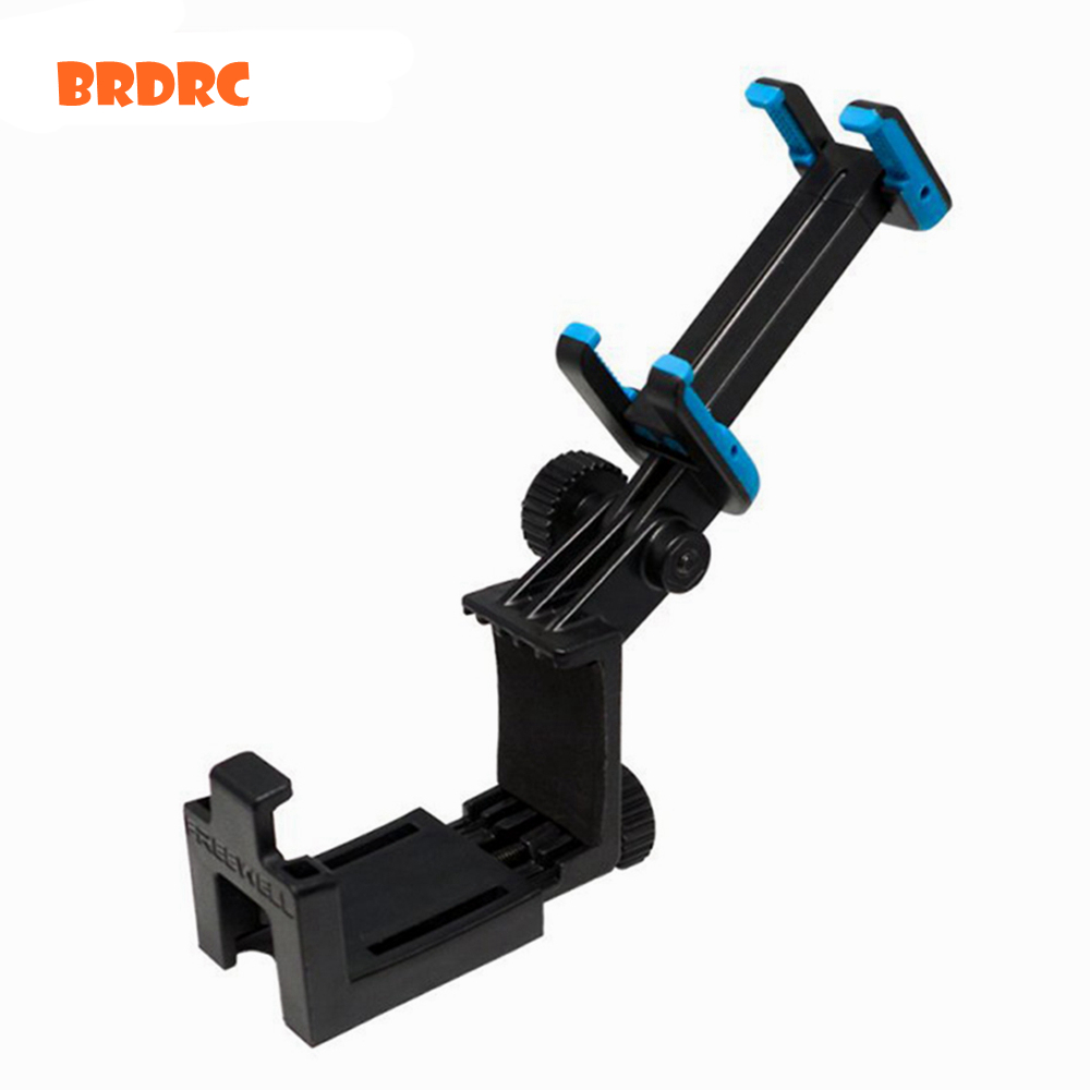 Universal DJI Mavic 2 Pro/Air Spark Remote Control Tablet Phone Mount Holder Stand Bracket Clip For DJI Drone Remote Controller