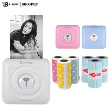 Draagbare Thermische Bluetooth Printer 58Mm Mini Draadloze Pos Thermische Picture Photo Printer Voor Android Ios Mobiele Telefoon GZM5804(China)