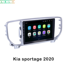 lelv KIA Sportage 2016 2017 2018 2019 Multimedia Stereo dvd car screen android Car Radio 2Din Stereo GPS Navigation Multimedia