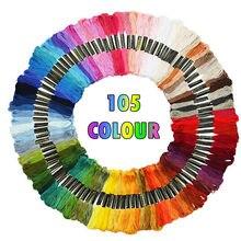 150 cores bordado fio fio fio conjunto cruz fio fio fios tesoura agulhas acessórios de costura kit para mulher mãe presente