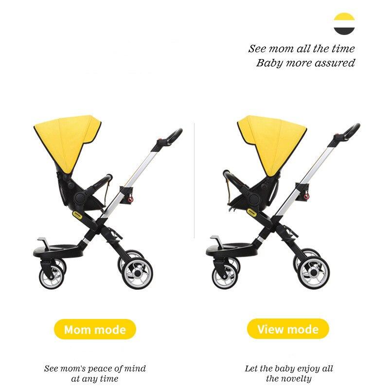 cheap carrinho para bebe leve 02