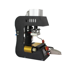 Automatic Roll Paper Hot Stamping Machine Leather Heat Transfer Machine Wood Kraft Paper Branding Tools Small Bronzing Machine цена и фото