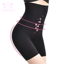 LANFEI Tummy Control Body Shaper Waist Trainer Shapers Pants for Women Hign Slimming Corset Pant Breathable Lady Underwear