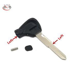 Неограненный ключ для мотоцикла, пустой для YAMAHA, левый/правый магнит, Противоугонная блокировка ключей VOX BWS 4V BWS125 VOX50 GTR125 JOG EVO SMAX155