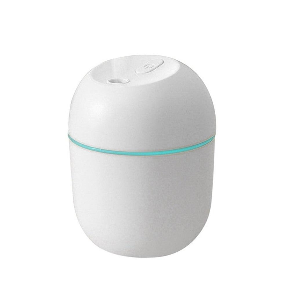 Mute Desktop Humidifier Mini Atmosphere Light Gift Aromatherapy Car Gift Space-savin Humidifier USB Plug-in