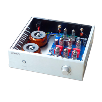 Reference France JP200 Preamplifier Circuit Hifi Stereo Tube Preamp Finished