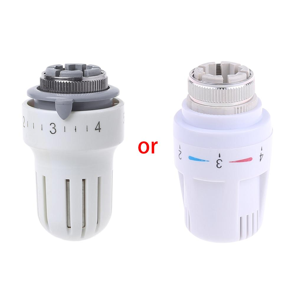 Thermostatic Radiator Valve Heating System Remote Controller Temperature Control Valves