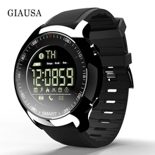 Fashion Sport SmartWatch Bluetooth Waterproof Men Digital Ultra-long Standby Support Call And SMS Reminder Smart Watch For ios цены онлайн