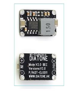Diatone Mini BEC V2 12V 2A