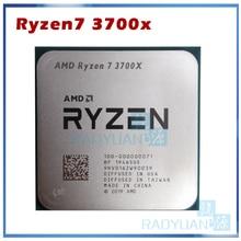 AMD Ryzen 7 3700X R7 3700X 3.6 GHz 7NM L3 = 32M 100 000000071 Otto Core Sinteen Thread di CPU Processore Socket AM4