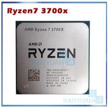 AMD Ryzen 7 3700X R7 3700X 3.6 GHz 7NM L3 = 32M 100 000000071 שמונה ליבות Sinteen חוט Socket AM4