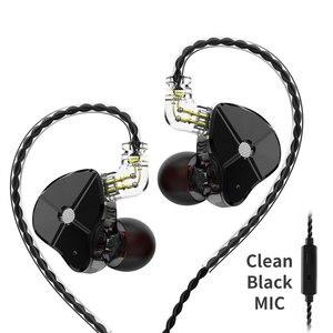 FDBRO TRN ST1 1DD + 1BA гибридные наушники в ухо HIFI DJ монитор для бега спортивные наушники ушные наушники гарнитура с QDC кабелем TRN V90 BA5