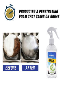 Kitchen-Grease-Cleaner Bubble Foam-All-Purpose Cleaning-L9 Household