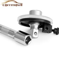 Torquímetro Torquímetro Dial Ferramentas Automotivas Auto Ferramenta de Reparo Mão Equipamento de Serviço de Carro Ferramentas de Garagem Calibrado Em Graus
