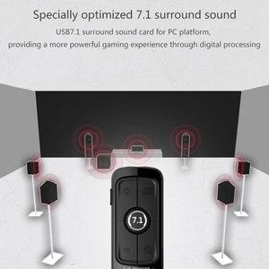 Image 3 - קינגסטון HyperX ענן אלפא S ענן E ספורט אוזניות עם מיקרופון למשחקי מחשב אוזניות