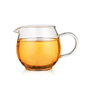 Żaroodporny szklany dzbanek do herbaty 200ml Samll Chahai zagęszczony szklany dzbanek do kawy ze szkła borokrzemianowego dzbanek na wodę dzbanek do spieniania mleka tanie i dobre opinie SJZMICAI CN (pochodzenie) Szkło