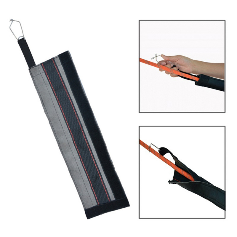 Outdoor Climbing Rope Adventure Gear Rope Protection Cover Noose Retaining Rope Anti-Wear Cover