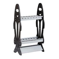 Fishing Rods Display Rack Rods Storage Shelf Bracket Stand Supporting Fishing Tackle Tools