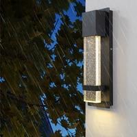 Neue Led wand lampe PIR motion sensor outdoor IP65 wasserdichte Beleuchtung hotel Balkon Garten 110V 220V Leuchte Leuchte