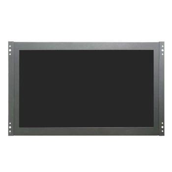 ZHIXIANDA  14.1 inch industrial screen  Metal case 1920*1080 HDMI VGA BNC AV USB input  open frame Capacitive touch monitor 19 open frame touch for inch metal wall mount touch monitor industrial 5 wire resistive touch monitor