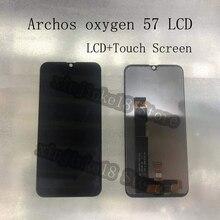 """5,71 """"100% nuevo para Archos Oxygen 57 pantalla LCD + MONTAJE DE digitalizador con pantalla táctil reemplazo para Archos Oxygen 57 LCD kit de reparación"""