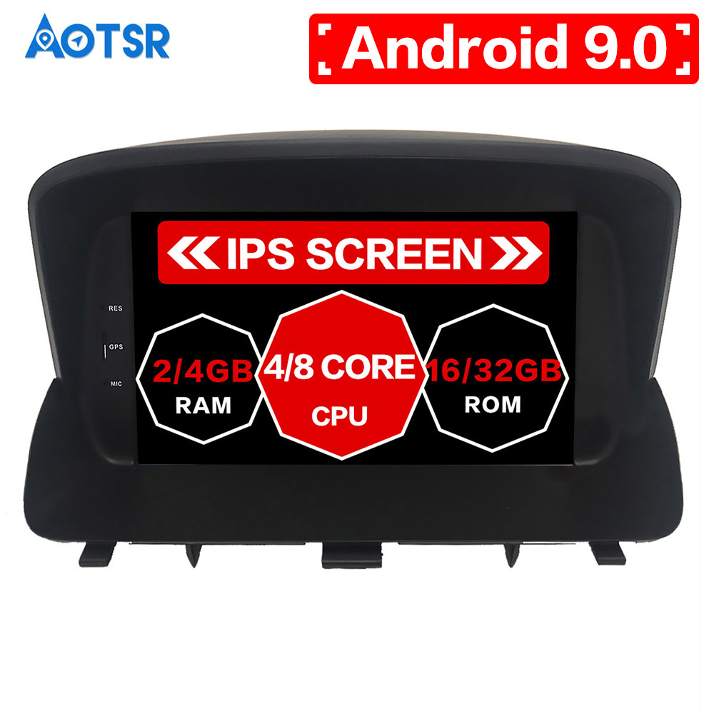 Aotsr Android 9 GPS navigation KEIN Auto DVD Player fü<font><b>r</b></font> OPEL <font><b>Mokka</b></font> 2012-2016 Multimedia auto media player video radio band recorder image