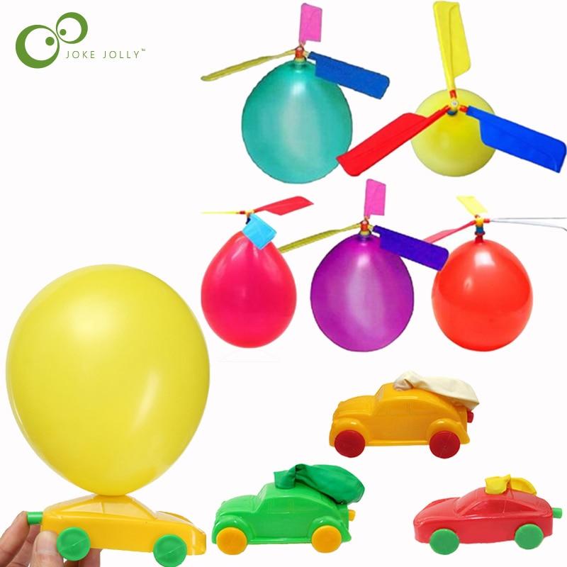 CLASSIC AIR POWERED BALLOON CAR Party Bag /& Stocking Filler  FA