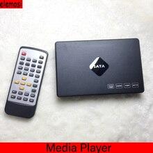 цена на MEDIA PLAYER Full HD 1080P Built-in Mobile Hard Disk Box 1080P HDMI HD Player F10 PAL/NTSC With HDMI/AV/USB/SD/MMC