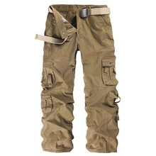 Streetwear Pants Men Clothing 2020 Cargo Pants Mens Winter Vintage Loose Cotton Track Clothings 2020 Streetwear Green