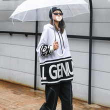 Xuxi Женская толстовка с длинными рукавами модная уличная одежда