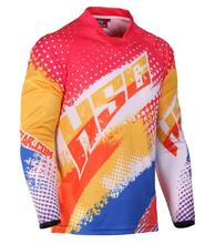 2020 Mountain Downhill Jersey Bike DH RBX Cycling Racing Clothes Off-Road Motocross Jersey For Men Long Sleeve Cycling Jersey 2017 mountain downhill bike dh mx rbx mtb racing clothes off road motocross jersey for men long sleeve cycling jersey