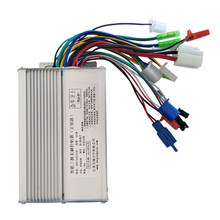48V60V450W Brushless DC Motor Sine Wave Controller For Electric Scooter Bicycle 23A Current limit Controller(China)