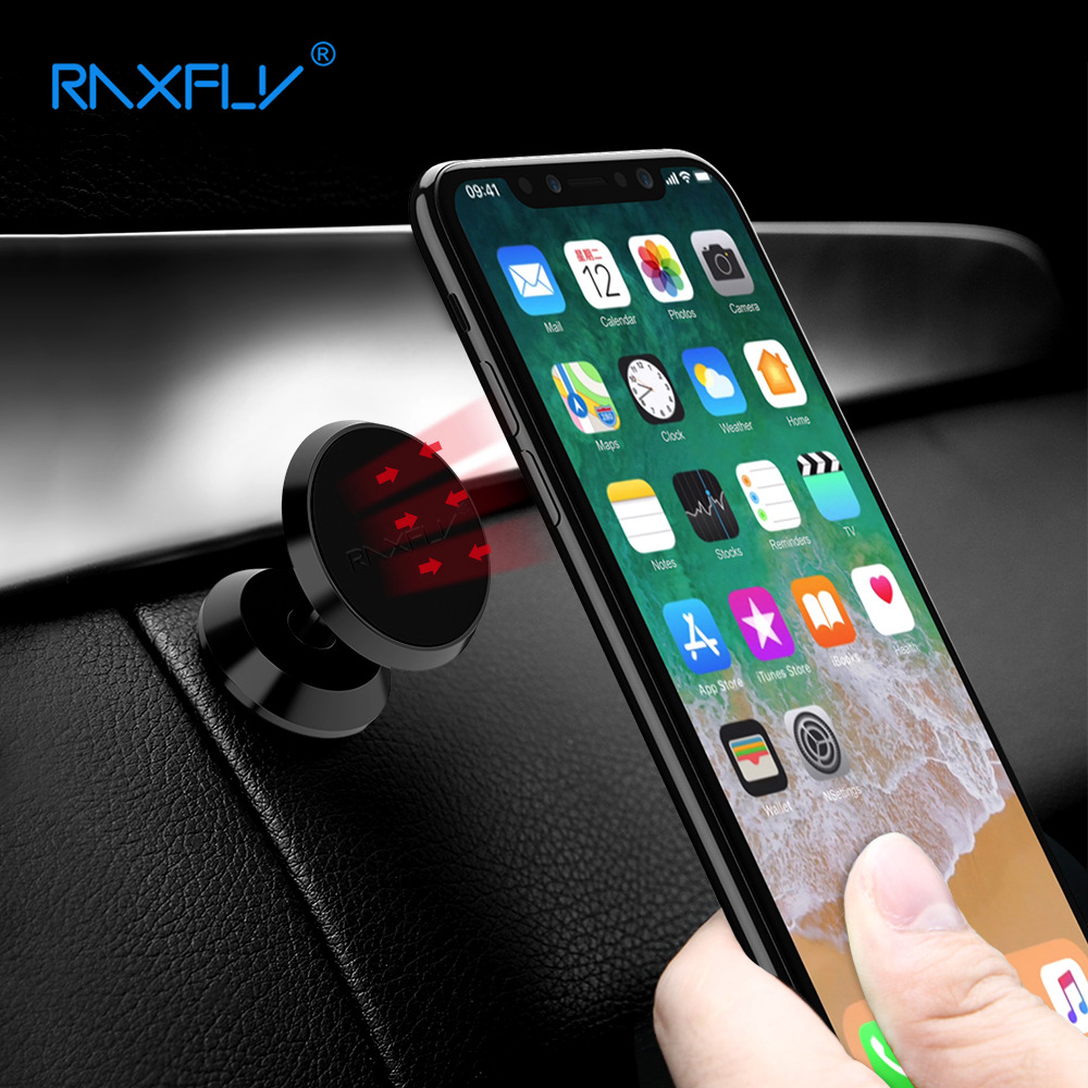 RAXFLY Magnetic Car Holder For iPhone 6s Air Vent Mount Holder Magnetic Bracket Car Phone Holder Βάση αυτοκινήτου για iphone 6