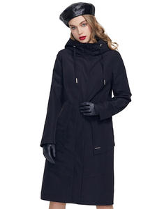 MIEGOFCE Women Windbreaker Resistant-Coat Cold-Overcoat Hood Fashionistas with for And