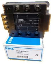 цена на TSR-40DA New Original FOTEK Three Phase DC to AC Solid State Relay 40A