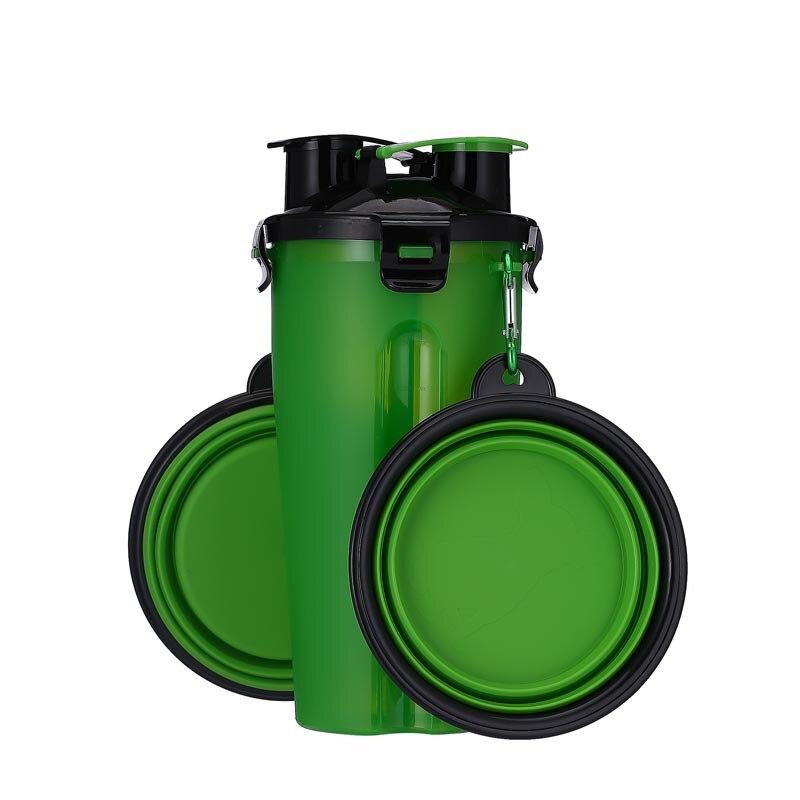 SKU-19- 绿色 单 杯 _ 双 碗