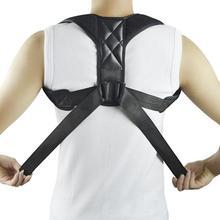 Adjustable Back Belt Posture Corrector Child Adult Shoulder Humpback Correction Belts Support Poor
