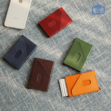 Hot selling 2020 New Metal RFID Wallet Holder Fashion Credit Card Holder High Quality Wallet for Men and Women Unisex Holders