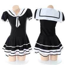 Adult erotic underwear sexy student uniform dress temptation sexy school uniform sailor school uniform set cute lingerie cosplay erotic costumes black cute lace erotic dress for school girl cosplay sexy anime student uniform with tie sexy lingerie babydolls