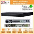 Dahua NVR 8CH 16CH 4K NVR4208-8P-4KS2 NVR4216-16P-4KS2 с HDD PoE Port4K POE H.265 2 SATA для ip-камеры IPC
