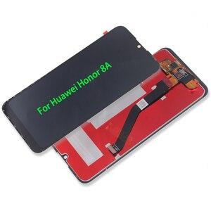 Image 5 - Huawei 社の名誉 8A lcd ディスプレイ JAT L29 タッチスクリーンデジタイザオリジナル名誉 8A 修理部品フレーム lcd ディスプレイ