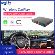 Senza fili di Apple CarPlay Carlinkit per BWM CIC/NBT/EVO Sistema 6.5/8.8/10.23 Pollici Android Auto auto play di Sostegno Mirrorlink(China)
