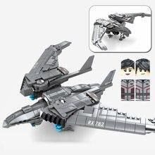Конструктор alien из серии «инопланетянин» беспилотный летательный