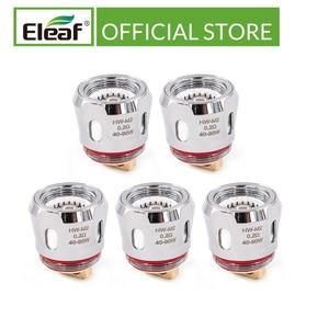 Image 1 - [RU/abd] orijinal Eleaf HW bobin kafası HW M2/HW N2 0.2ohm kafa 40w 90w iJust 21700 kiti/istick Mix kiti elektronik sigara