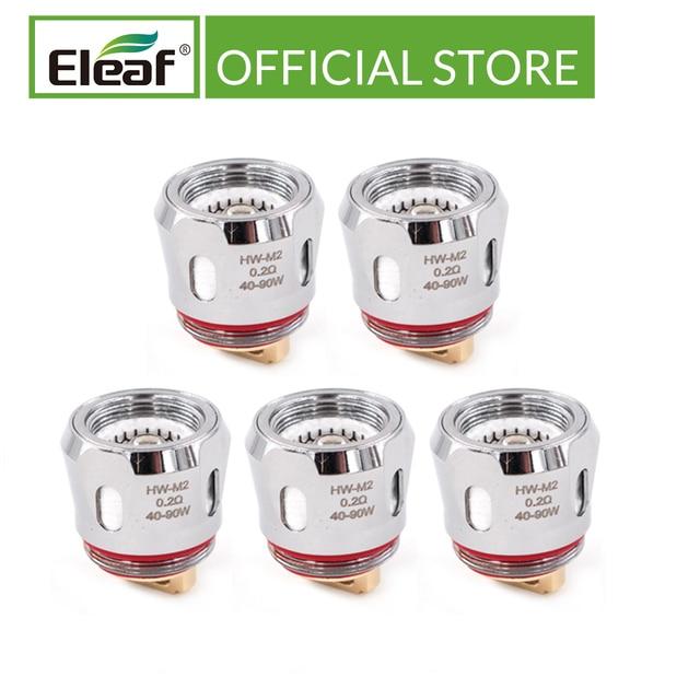 [RU/abd] orijinal Eleaf HW bobin kafası HW M2/HW N2 0.2ohm kafa 40w 90w iJust 21700 kiti/istick Mix kiti elektronik sigara