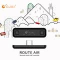 Оригинальный GuliKit type C NS07 Route Air беспроводной аудио адаптер Bluetooth передатчик для nintendo Switch Lite PS4 PC