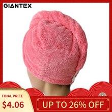 GIANTEX النساء المناشف الحمام منشفة من الألياف الدقيقة التجفيف السريع الشعر منشفة فوط استحمام للكبار toas ستوكات toalha دي بانهو