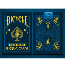 Ночная мечта игральные карты Волшебная категория покерные карты для профессионального волшебника коллекционные карты