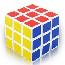Лидер продаж 2021 детский волшебный куб игрушки 3x3x3 наклейки