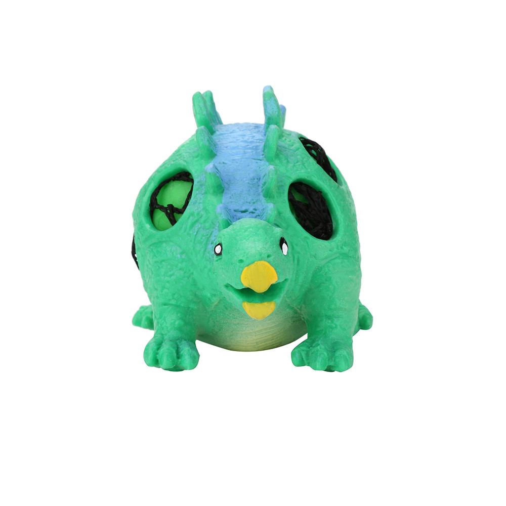 Balls Fidget-Toys Dinosaur Stress Squeeze-Pressure Relief-Toy Pops-It-Cute Model-Grape img4